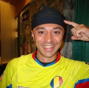 Despre perseverenta si obiective cu Andrei Rosu