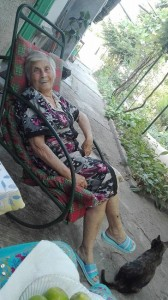 [video] Bunicuta magica din Constanta despre secretul vietii lungi