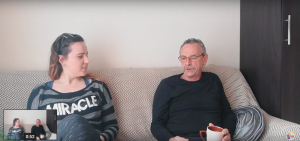 Interview with Peter in Paphos: travelling has changed my perspective on life