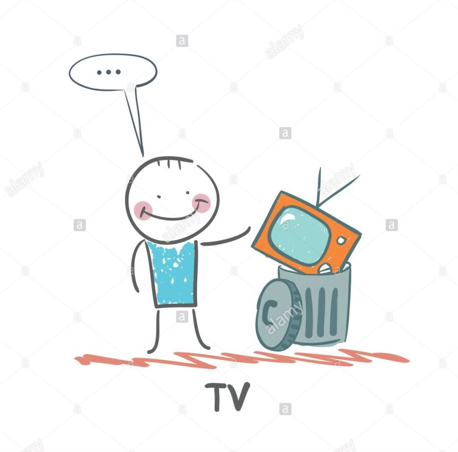 De ce am aruncat televizorul si de ar trebui sa il arunci si tu